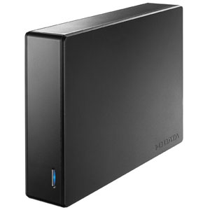 HDJA-UT1.0W I/Oデータ USB3.0接続 外付けハードディスク 1.0TB(高信頼ハードディスク「WD Red」採用)(電源内蔵モデル)
