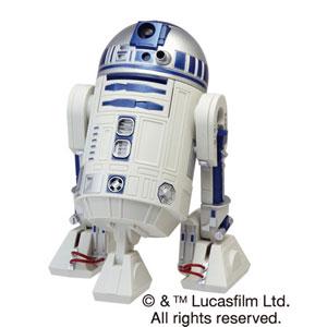 R2-D2 アクションアラームクロック リズム時計 スターウォーズ R2-D2 目覚まし時計 8ZDA21BZ03 [R2D2アクシヨンアラムクロツク]【返品種別A】