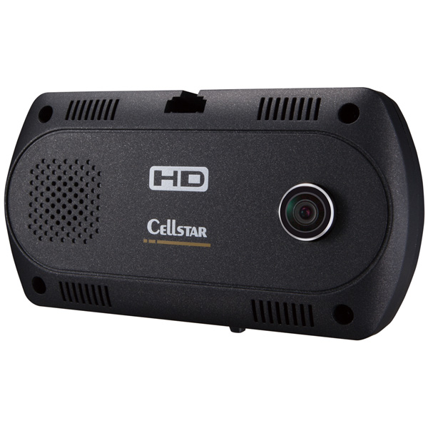 CSD-390HD セルスター ツインカメラ搭載 ドライブレコーダー CELLSTAR