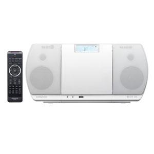 CR-D3-W ケンウッド Bluetooth機能搭載USB対応CDラジオ(ホワイト) KENWOOD