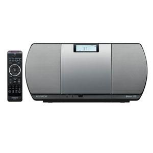 CR-D3-S ケンウッド Bluetooth機能搭載USB対応CDラジオ(シルバー) KENWOOD
