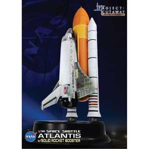 【再生産】1/144 スペースシャトル・アトランティス w/ロケットブースター(内部再現)【DRW47404】 ドラゴンモデル