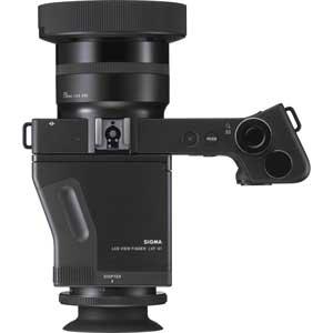 LVF-01 シグマ 「SIGMA dp Quattro」用LCD ビューファインダー
