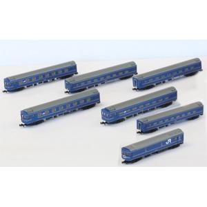 [鉄道模型]六半 (Z) T010-1 24系25型 エルム 7両基本セット