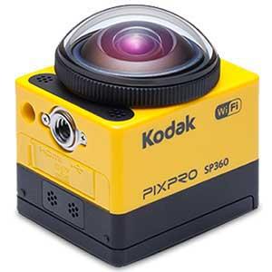 SP360 コダック 360°アクションカメラ「SP360」