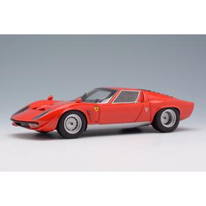 1/43 ランボルギーニ JOTA(イオタ)1972 ボブ・ウォレス【EM170】 メイクアップ