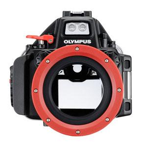 PT-EP13 オリンパス 「OM-D E-M5 MarkII」専用防水プロテクター
