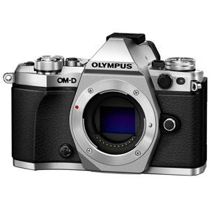 E-M5 MK2 ボデイ-(SLV) オリンパス デジタル一眼カメラ「OM-D E-M5 MarkII」ボディ(シルバー)