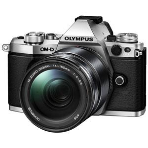 E-M5 MK2 14150K(SLV) オリンパス デジタル一眼カメラ「OM-D E-M5 MarkII」14-150mmII レンズキット(シルバー)