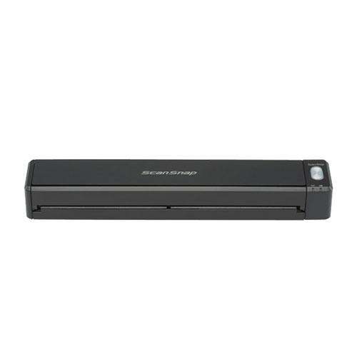 FI-IX100A-P 富士通(PFU) モバイルスキャナ 2年保証モデル(ブラック) ScanSnap iX100