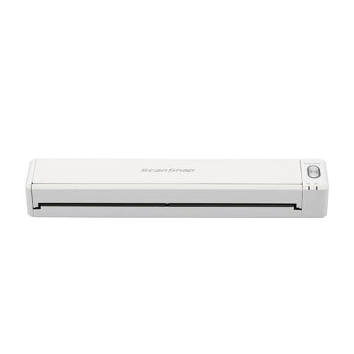FI-IX100W-P 富士通(PFU) モバイルスキャナ 2年保証モデル(ホワイト) ScanSnap