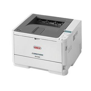B432DNW OKI A4対応 モノクロ LEDプリンター B432dnw