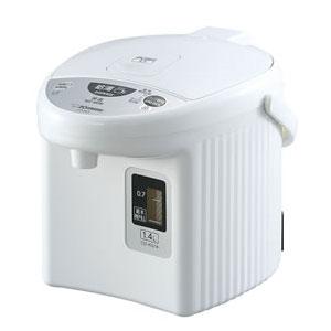 CD-KG14-WA 象印 マイコン沸とう電動ポット 1.4L ホワイト ZOJIRUSHI ホテル・旅館の客室向けの電動ポット