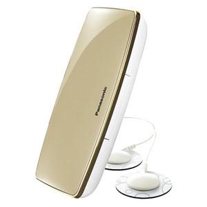 感謝価格 EW-NA25-N パナソニック 返品送料無料 低周波治療器 シャンパンゴールド Panasonic EWNA25N ポケットリフレ