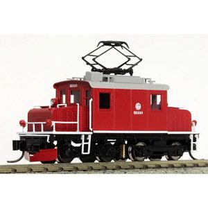 [鉄道模型]ワールド工芸 【再生産】(N) 弘南鉄道 ED333 電気機関車 塗装済完成品【特別企画品】