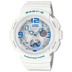 BGA-190-7BJF カシオ 【国内正規品】BABY-G Beach Traveler Series デジアナ時計 レディースタイプ [BGA1907BJF]【返品種別A】