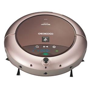 RX-V95A-N シャープ ロボット掃除機 (ゴールド系) 【掃除機】SHARP COCOROBO(ココロボ) [RXV95AN]【返品種別A】