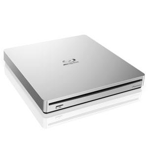 BDR-XS06JM パイオニア USB3.0 MacOS用ポータブルBDドライブ(BDXL対応) ソフト(ToastR 12 Titanium)付きモデル