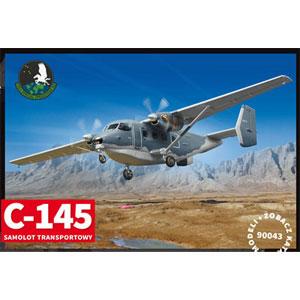1/72 PZL C-145アメリカ空軍特殊輸送機 【RP90043】 アエロプロスト