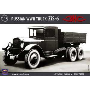 1/35 Zis-6 多目的6x4トラック【AK35036】 アークモデルズ