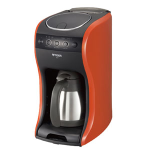 ACT-B040-DV タイガー コーヒーメーカー バーミリオン TIGER CAFE VARIE(カフェバリエ)