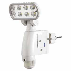 SLS-8W-C 日動工業 カメラ付LED防犯ライト