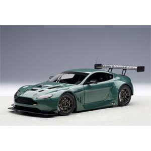 1/18 アストンマーチン V12 ヴァンテージ GT3 2013(メタリック・グリーン)【81306】 オートアート