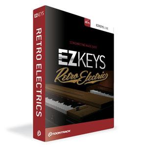 EZ KEYS - RETRO ELECTRICS クリプトン・フューチャー・メディア