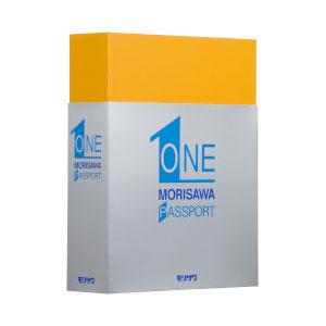 MORISAWA PASSPORT ONE 【正規品】 モリサワ