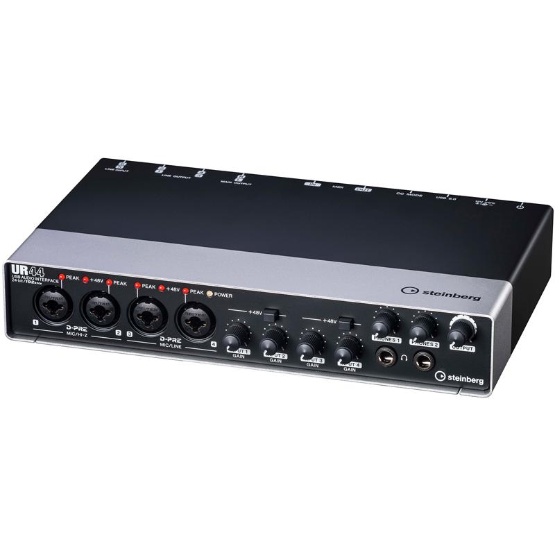 UR44 スタインバーグ USBオーディオインターフェイス steinberg [UR44]【返品種別A】