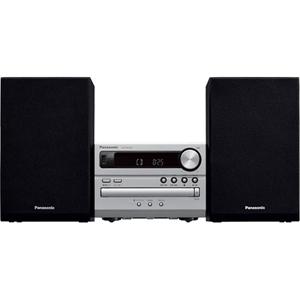 SC-PM250 パナソニック CDステレオシステム(シルバー) Panasonic