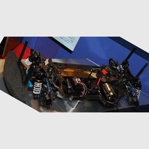 1/10 電動RCカー組立シャーシキット TB-04 R【RC限定】【84412】 タミヤ