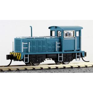 [鉄道模型]ワールド工芸 【再生産】(N) 20t 貨車移動機(青) 塗装済完成品 リニューアル品【特別企画品】