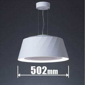 C-BE511-W 富士工業 空気清浄機能付き LEDペンダント ホワイト【コード吊】 cookiray クーキレイ [CBE511W]