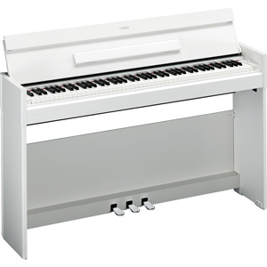 YDP-S52WH ヤマハ 電子ピアノ(ホワイトウッド調)【ソングブック付き】 YAMAHA ARIUS(アリウス)