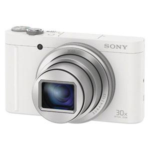 DSC-WX500-W ソニー デジタルカメラ「Cyber-shot WX500」(ホワイト)