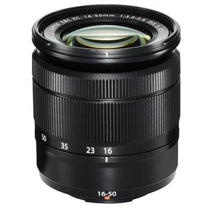 FXC1650MMF3556OIS2 富士フイルム フジノンXCレンズ「XC16-50mmF3.5-5.6 OIS II」(ブラック) ※富士フイルムXマウント用レンズ