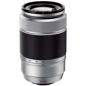 XC50230MMF4567OIS2S 富士フイルム フジノンXCレンズ「XC50-230mmF4.5-6.7 OIS II」(シルバー) ※富士フイルムXマウント用レンズ
