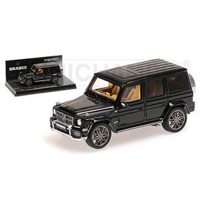1/43 BRABUS G V12 800 2012 ブラック【437032200】 ミニチャンプス