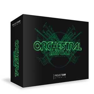 ORCHESTRAL ESSENTIALS クリプトン・フューチャー・メディア