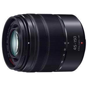 H-FS45150-KA パナソニック LUMIX G VARIO 45 -150mm/F4.0-5.6 ASPH./MEGA O.I.S.(ブラック) ※マイクロフォーサーズ用レンズ