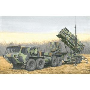 【再生産】1/35 アメリカ軍 MIM-104B パトリオット SAM PAC-1 w/M983 HEMTT【BL3558】 ブラックラベル