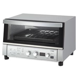 KAS-G130-SN タイガー コンベクションオーブン&トースター シルバー TIGER やきたて