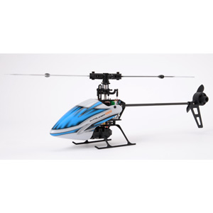 2.4GHz 6ch 電動RCヘリコプター INTRUDER100S(Blue)BNF【GS301】 G-FORCE