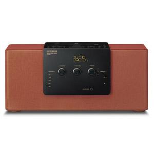 TSX-B141RR ヤマハ Bluetooth搭載デスクトップオーディオシステム(ブリック) YAMAHA