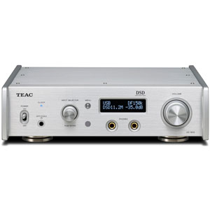 UD-503-S ティアック USB DAC/ヘッドホンアンプ(シルバー) TEAC