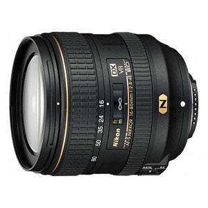 AFSDXVR16-80 ニコン AF-S DX NIKKOR 16-80mm f/2.8-4E ED VR ※DXフォーマット用レンズ(36mm×24mm)