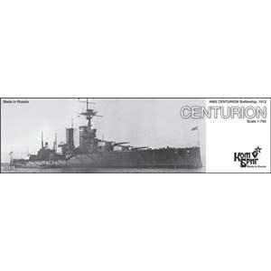 1/700 英 弩級戦艦 センチュリオン エッチングパーツ付き 1912【CS70476】 コンブリック