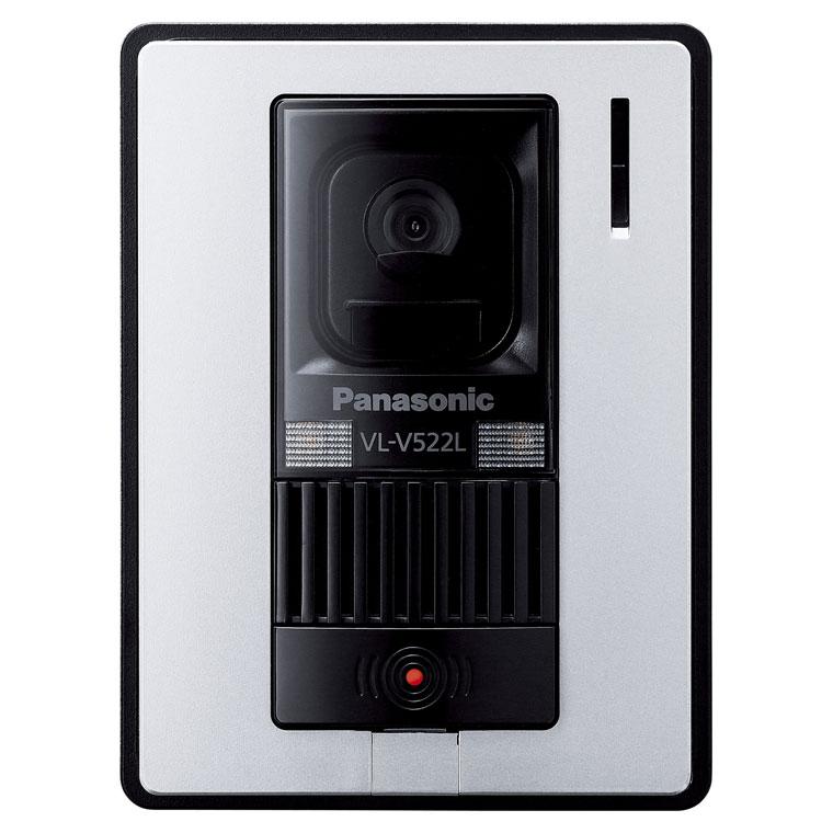 VL-V522L-WS パナソニック カラーカメラ玄関子機 Panasonic