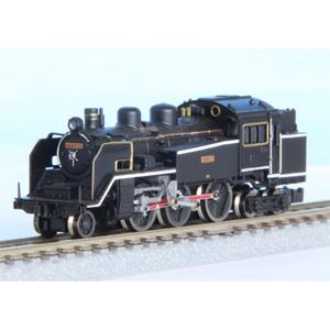 [鉄道模型]六半 【再生産】(Z) T019-4 国鉄 C11蒸気機関車 200号機タイプ